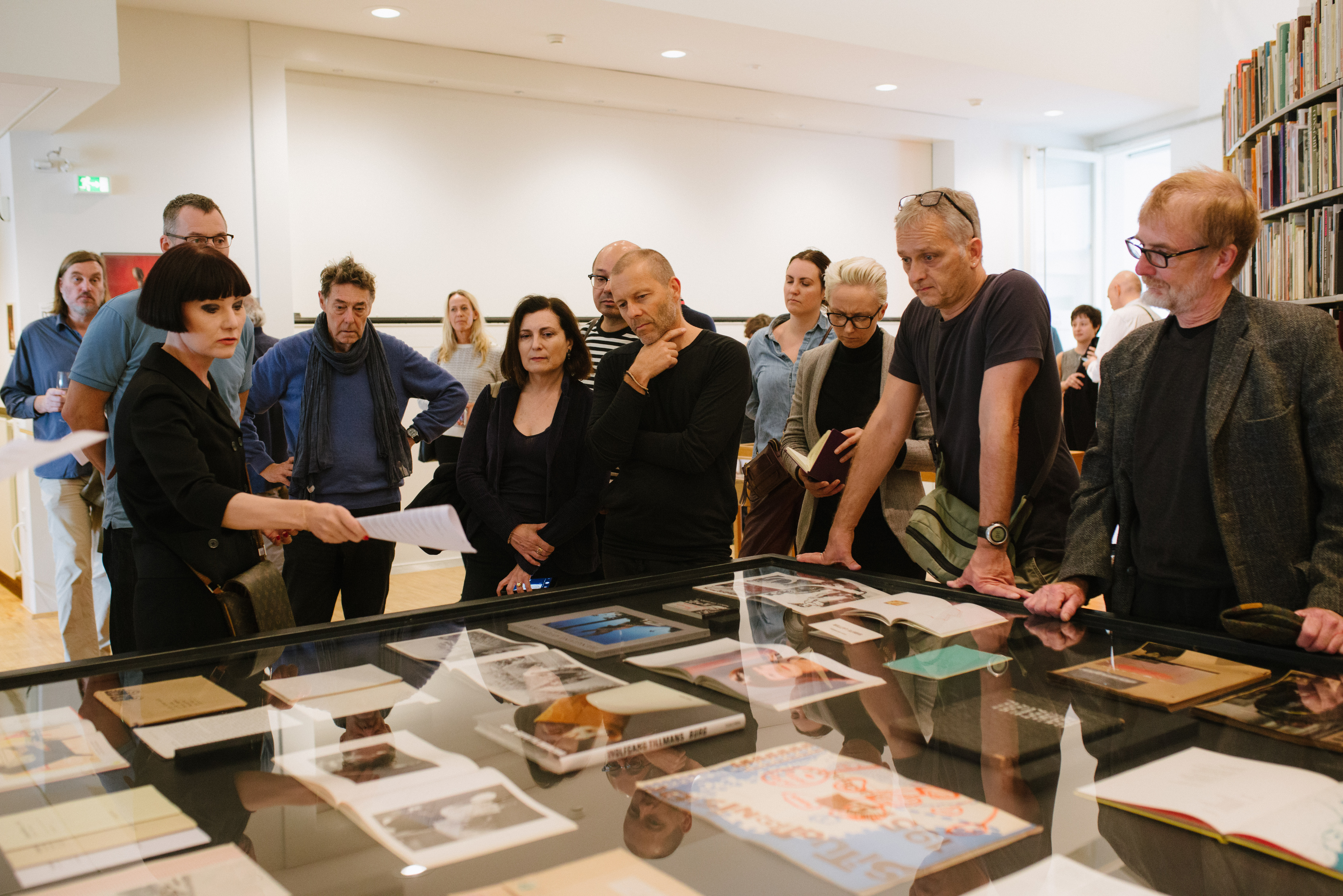 PWA 2018: Anne Elisabeth Toft presents the selection of books she has curated from the ARoS Art Museum's archives.